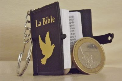 Minibible 1€ red