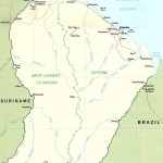 French_Guiana_Political_Map_2