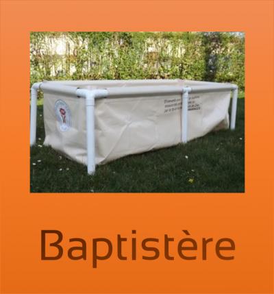 Baptistère